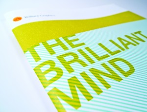 Brilliant Mind Brochure